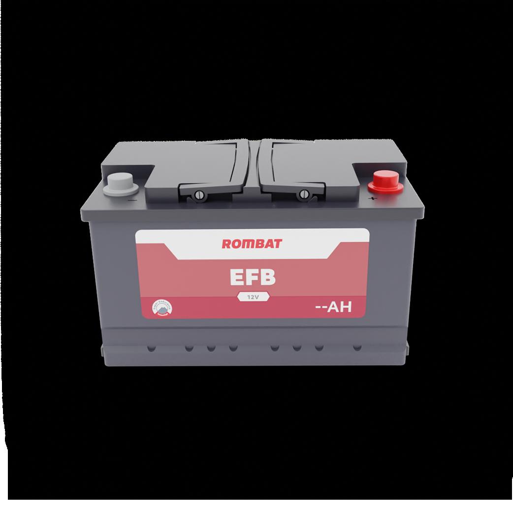 Baterie Automobile EFB Rombat