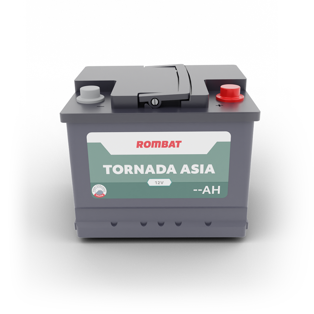 Baterie Automobile Tornada Asia Rombat