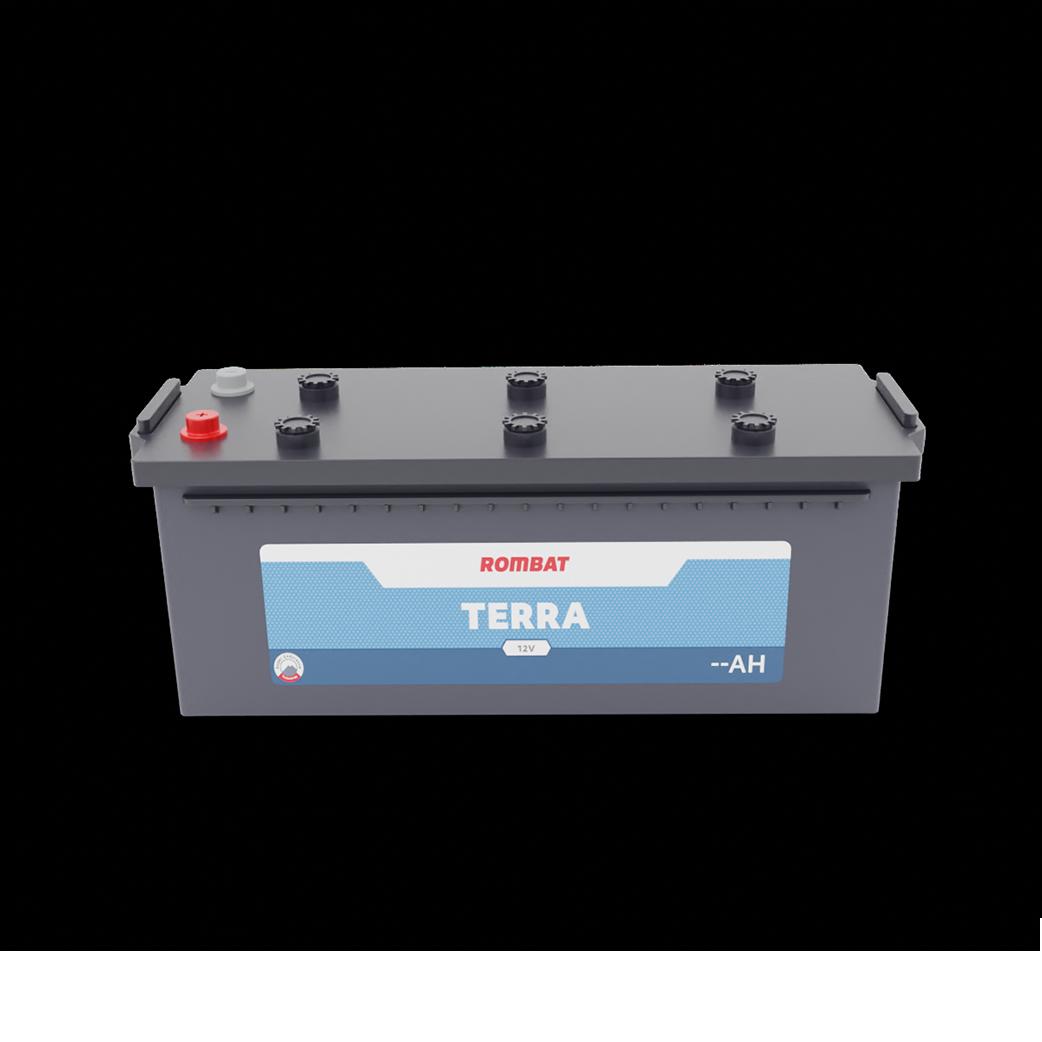 Iconita Baterie Heavy Duty Terra Rombat