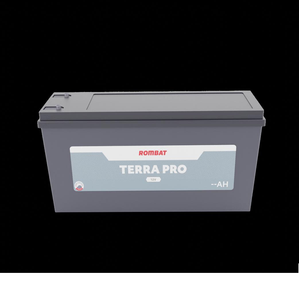Iconita Baterie Heavy Duty Terra Pro Rombat