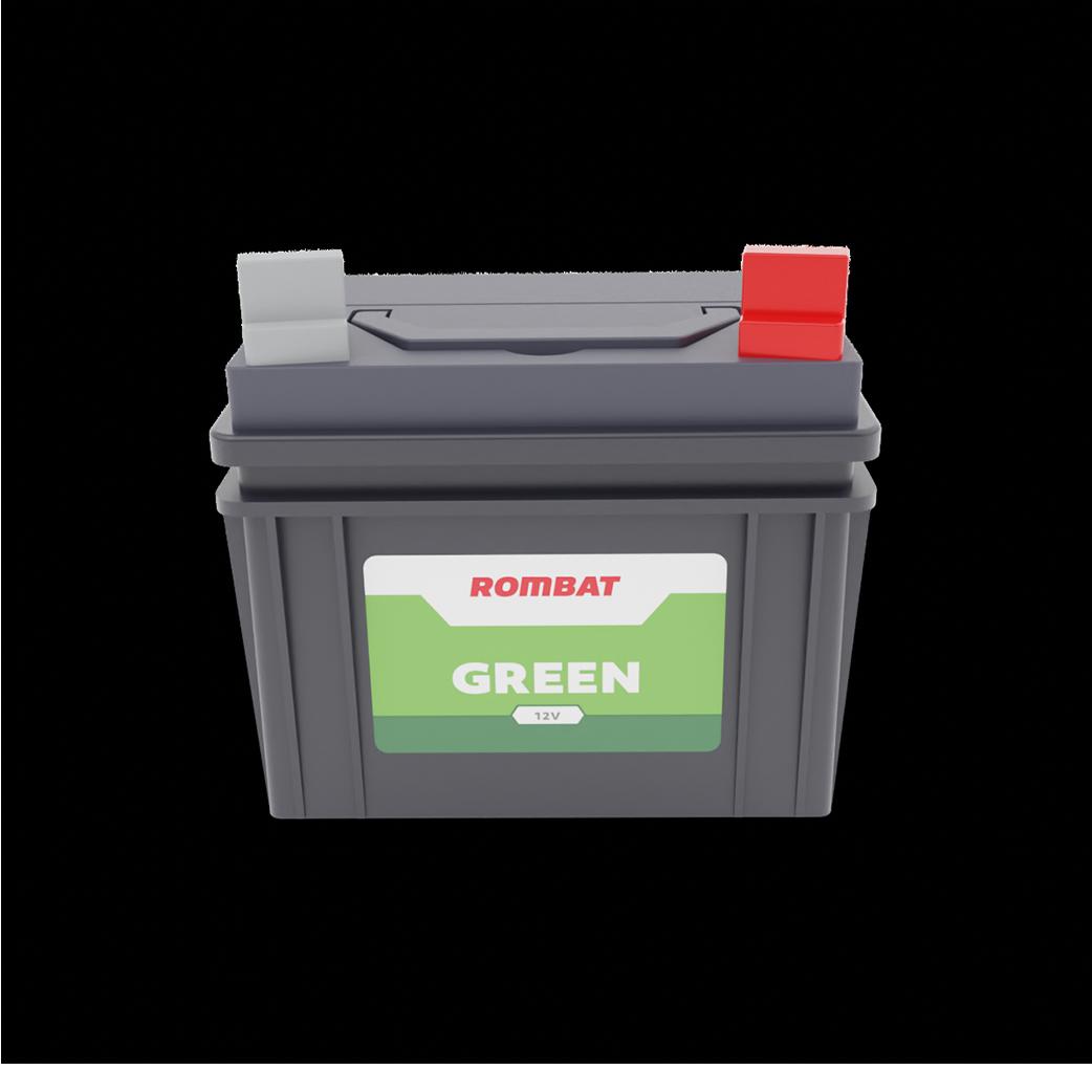 Iconita Baterie Speciale Green Rombat
