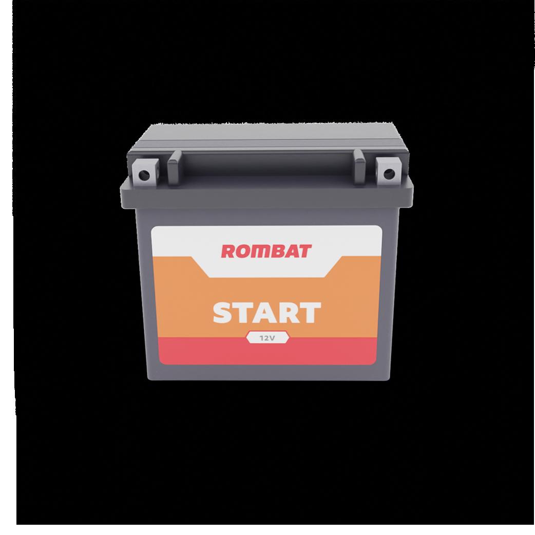Iconita Baterie Motociclete Start Rombat