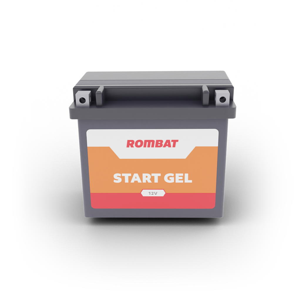 Iconita Baterie Motociclete Start Gel Rombat