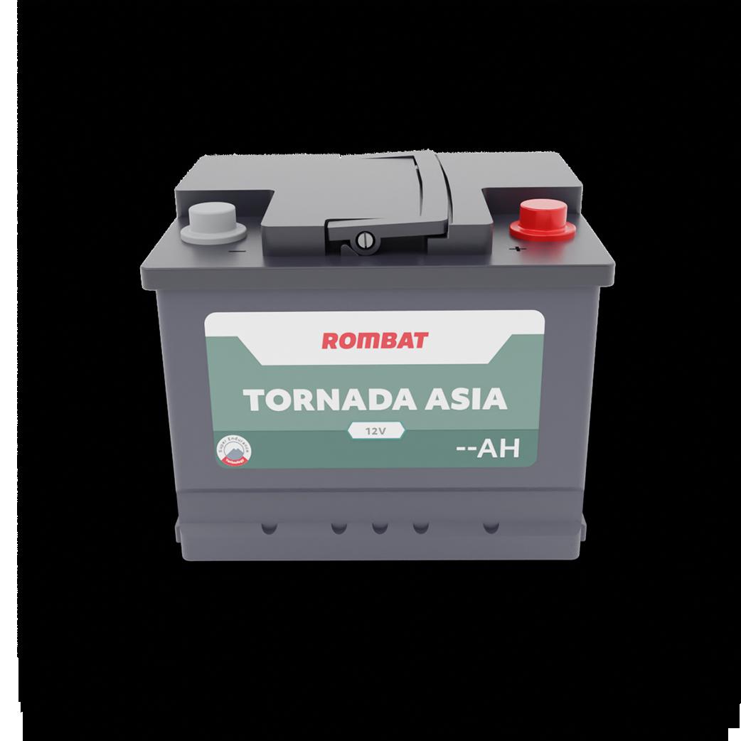 Iconita Baterie Automobile Tornada Asia Rombat