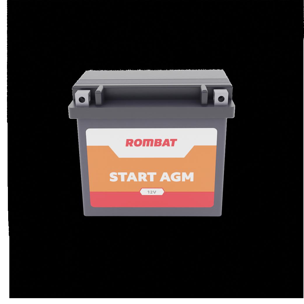 Iconita Baterie Motociclete Start AGM Rombat
